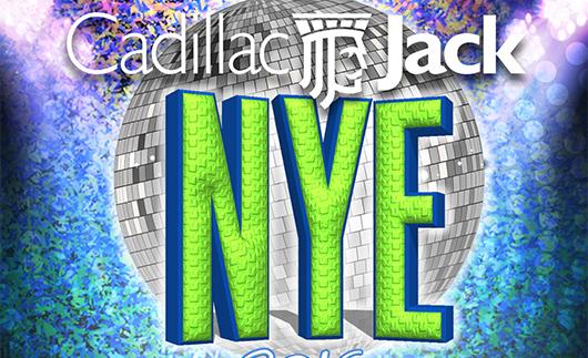 Cadillac Jack NYE Cash Back
