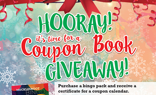 Coupon Book Giveaway