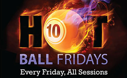 Hot Ball Fridays